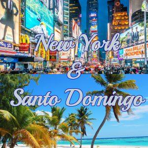 New York & Santo Domingo