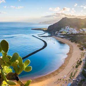 Tenerife Volo da Napoli